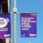 ONO ofrece Wifi hasta 1000 minutos al mes a sus clientes en todos sus puntos usando una red creada por sus propios clientes.