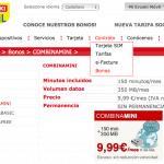 Eroski Móvil también ofrece una tarifa de 10 euros al mes con voz y datos.