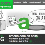 Amena se atreve a ofrecer 4G en su tarifa Ilimitada por 25€. Y ofrece 10GB en 4G por 25€. ¿Suficiente para reemplazar una ADSL?