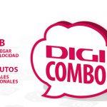 DIGI MOBIL lanza nuevos bonos: 1GB+100 minutos 10€ y 2GB 14€.