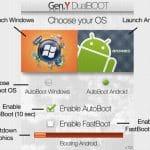 Arrancar dos sistemas operativos en un mismo móvil Android podrá ser posible en el futuro.
