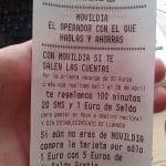 La tarifa plana MovilDia gratis si recargamos 20€ de saldo. ¿Tiene algún truco? Desvelamos el verdadero negocio.