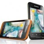 Lenovo IdeaPhone A660, un terminal dual sim resistente al agua, con And2 roid 4, Dual Core. Proximamente.