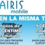 Airis Mobile sigue muy de cerca las estrategia de Happy Movil añadiendo llamadas gratis entre clientes.