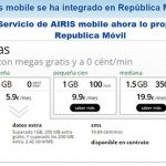 AIRIS MOBILE se integra dentro de REPUBLICA MOVIL. ¿Motivos?