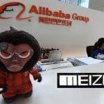 MEIZU recibe financiación de más de 590 millones de dolares de Alibaba (Aliexpress).