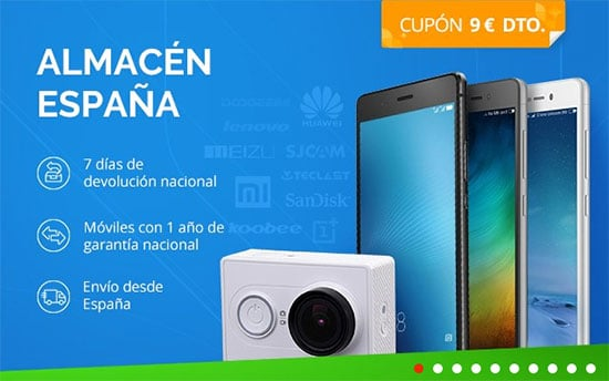aliexpressalmacenspain