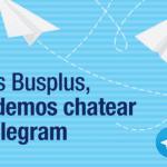 ALSA se apunta a atender en Telegram a sus clientes ALSA BUS.