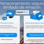 AMAZON lanza una nube ilimitado por 70€ al año