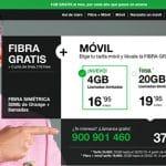 AMENA lanza una tarifa de fibra y móvil por menos de 40€
