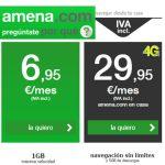 """Autocontrol pide a Amena rectificar su publicidad de Amena en casa: no es """"ilimitada""""."""