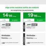 AMENA amplia su oferta hasta el 31-mayo de 50GB por 24,95€ ¿Definitivas?