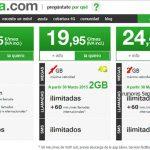AMENA podría lanzar una ilimitada con 10GB por 24,95€ según rumores en septiembre.