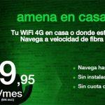 AMENA reduce su AMENA en casa de 100GB a 40GB y lo justifica.