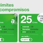 Amena deja en bragas a la competencia reduciendo su tarifa sin limites de minutos con Internet por 25€/mes.