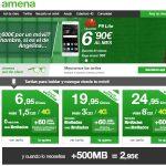 AMENA ataca a YOIGO este verano: 8GB por 24,95€ en vez de 29€