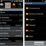 Un reconocimiento no oficial de microsoft de la calidad de Android: Sacan por fin una aplicación para Android para gestionar Hotmail.
