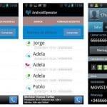 Android Operator se actualiza y ahora obtiene el operador de forma mucho más rápida.