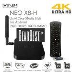 Consigue Internet en tu TV con el MINIX NEO X8-H con 2GB de RAM