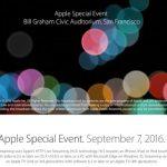 Apple: Todo sobre el nuevo iPhone 7 y más productos.