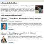 Mis articulos en Moviltoday.com