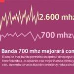 La banda de 700MHZ en telefonía móvil en Junio de 2020