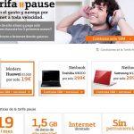 Bankinter móvil ofrece 1,5GB de trafico por 19€/mes sin cobrar exceso de trafico con KPN.