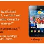 La marca de Bankinter de telefonía móvil posee un bono de minutos de 250minutos con 3 meses al 50%.