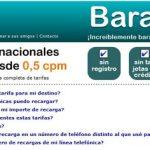 Baratotel: Una forma original de tener llamadas a móviles con la tarifa plana a fijos de tu operador o en Vodafone en casa.