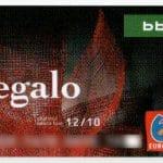 Tarjeta regalo BBK: Recargable y utilizable en cualquier comercio. Pago anonimo. La primera tarjeta anonima 100 % de España