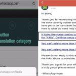 Whatsapp para empresas próximamente: BIZ.