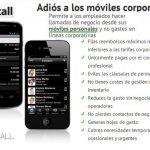 Bizzcall permite a las empresas devolver a sus trabajadores el dinero que  gastan en llamadas de negocio utilizando sus móviles personales. ¿Tiene sentido en España? ¿O llega tarde?