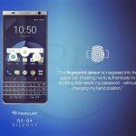 Blackberry lanzará Mercury 3-4 trimestre 2017: ¿Triunfará?