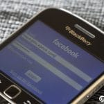 FACEBOOK retira las APPS en Blackberry OS y Symbian.