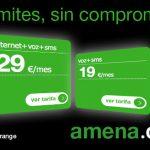 Amena no se olvida de los clientes de Iphone 5 y permite contratar sus tarifas planas casi ilimitadas con una nanosim.