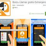 BOIZU intenta una estrategia de llamadas gratis por publicidad en una APP.