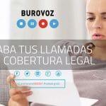 BUROVOZ, un sistema mejorado de grabación de llamadas con validez legal.