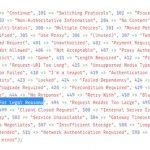 Las cabeceras 451 podrían empezar a utilizarse para censurar/prohibir contenidos.