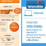 Telecable y Euskaltel responden con entre 300 y 350MB de fibra a MOVISTAR y VODAFONE.