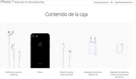 Los Nuevos Iphone 7 No Permiten Cargar Escuchando M 250 Sica