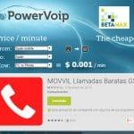 El futuro en telefonía móvil: Reduce coste VOZ con APPS.