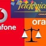 Vodafone y Orange denuncian judicialmente la compra de Canal+.