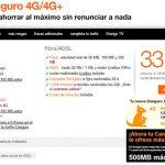 ORANGE también sube su solución CANGURO a todos sus clientes (2€/mes más) con más datos.