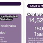Carrefour un nuevo competidor a las ilimitadas con 2GB por 25€/mes IVA incluido