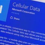 La SIM de Microsoft no es la mejor opción: SIM independiente.