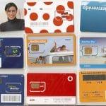 Coleccionar SIMs, un nuevo hobbie para algunos usuarios.