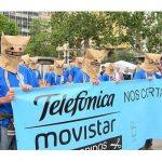 TELEFONICA compensará automáticamente a los clientes afectados por la Huelga. Hasta 100€ descuento si sufrieron más de 7 días sin servicio.