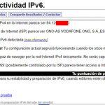 La implantación de las nuevas IPs IPv6 va demasiado lenta.