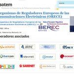 """La oficina europea de reguladores de comunicaciones electrónicas (ORECE/BEREC) ha lanzado una consulta pública sobre su borrador de """"Informe sobre análisis y regulación del oligopolio""""."""