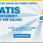 Danet regala una SIM de TUENTI con 5€ de saldo comprando sus productos. ¡Curioso acuerdo!